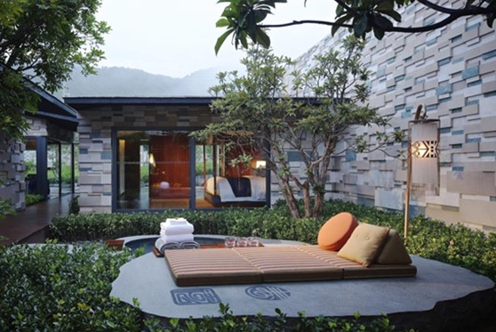 Yunnan, China - The Lost Stone Villas & Spa