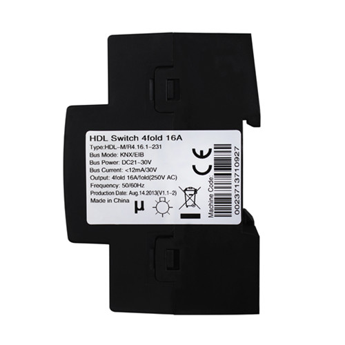 KNX 4CH 16A High Power Switch Actuator
