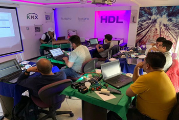 HDL Ecuador Held the 29th Smart Home Technology Training
