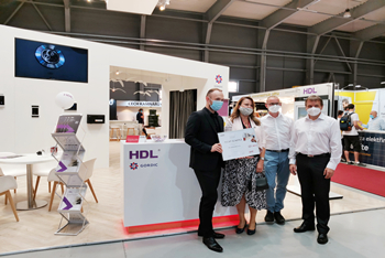 HDL was Evaluated as the TOP EXPO of FOR ARCH 2020