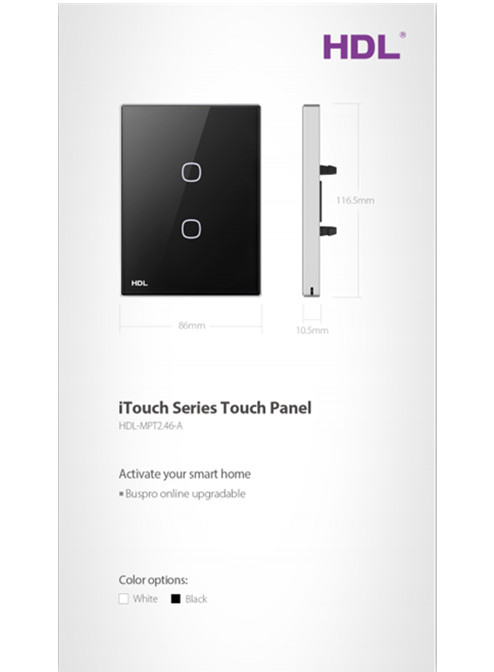 iTouch Touch Panel