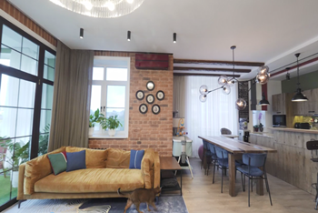 New Experience of Smart Home in Moscow's Luxurious Apartment