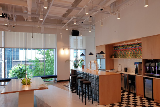 WeWork Office Seoul